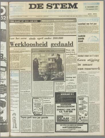 de Stem 1977-12-31