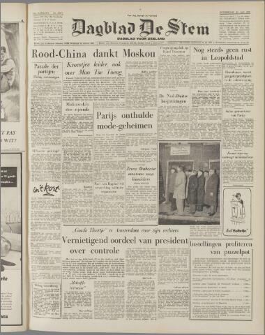 de Stem 1959-01-29
