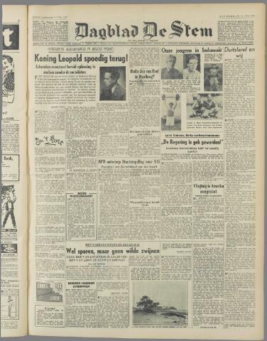 de Stem 1949-07-21
