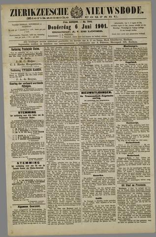 Zierikzeesche Nieuwsbode 1901-06-06