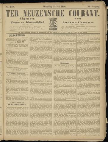 Ter Neuzensche Courant. Algemeen Nieuws- en Advertentieblad voor Zeeuwsch-Vlaanderen / Neuzensche Courant ... (idem) / (Algemeen) nieuws en advertentieblad voor Zeeuwsch-Vlaanderen 1890-05-14
