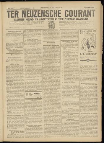 Ter Neuzensche Courant. Algemeen Nieuws- en Advertentieblad voor Zeeuwsch-Vlaanderen / Neuzensche Courant ... (idem) / (Algemeen) nieuws en advertentieblad voor Zeeuwsch-Vlaanderen 1935-03-11