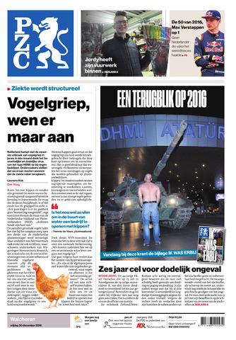 Provinciale Zeeuwse Courant 2016-12-30