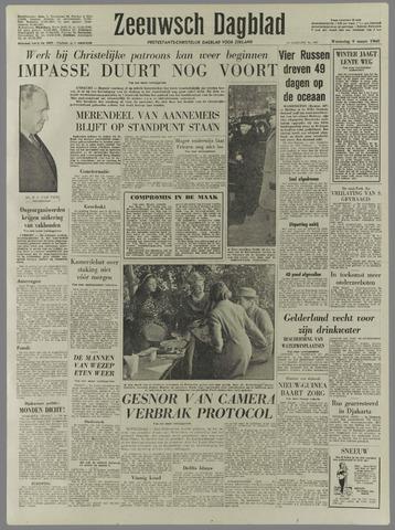Zeeuwsch Dagblad 1960-03-09