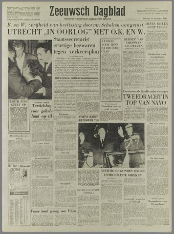 Zeeuwsch Dagblad 1959-12-15