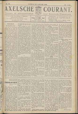 Axelsche Courant 1940-01-23