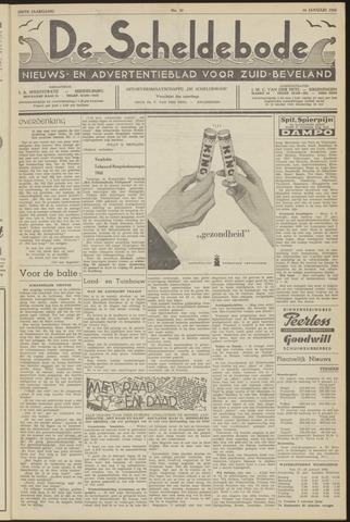 Scheldebode 1960-01-16