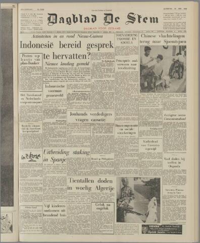 de Stem 1962-05-26