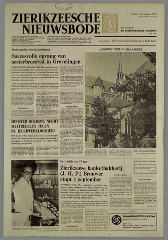 Zierikzeesche Nieuwsbode 1976-08-20