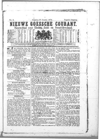 Nieuwe Goessche Courant 1874-01-20