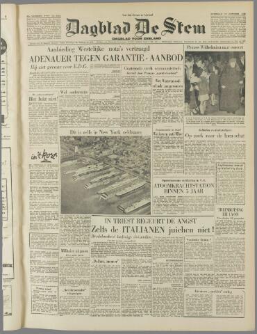 de Stem 1953-10-17