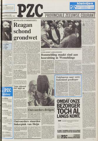Provinciale Zeeuwse Courant 1987-11-18