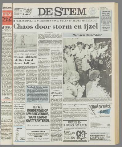 de Stem 1987-03-03