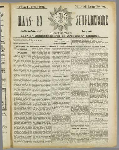 Maas- en Scheldebode 1901