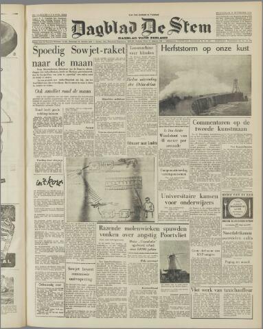 de Stem 1957-11-05