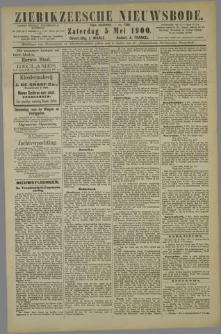 Zierikzeesche Nieuwsbode 1900-05-05