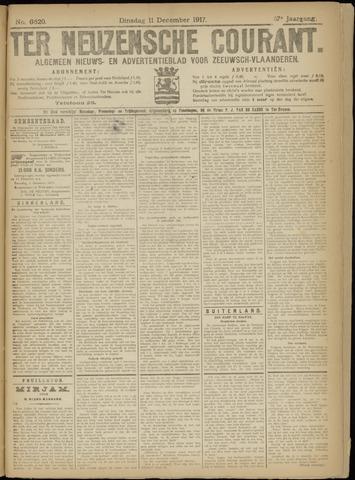 Ter Neuzensche Courant. Algemeen Nieuws- en Advertentieblad voor Zeeuwsch-Vlaanderen / Neuzensche Courant ... (idem) / (Algemeen) nieuws en advertentieblad voor Zeeuwsch-Vlaanderen 1917-12-11
