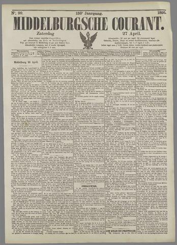 Middelburgsche Courant 1895-04-27