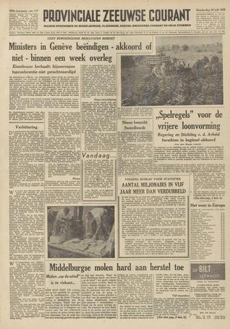Provinciale Zeeuwse Courant 1959-07-30