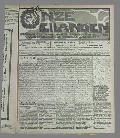 Onze Eilanden 1919-07-12