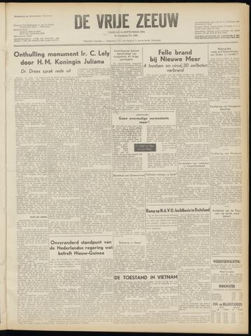 de Vrije Zeeuw 1954-09-24