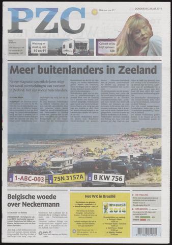 Provinciale Zeeuwse Courant 2014-06-26