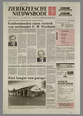 Zierikzeesche Nieuwsbode 1995-02-21