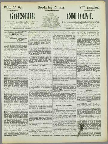Goessche Courant 1890-05-29