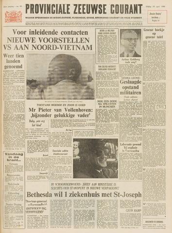 Provinciale Zeeuwse Courant 1968-04-19