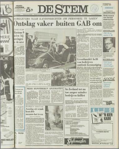 de Stem 1984-04-12
