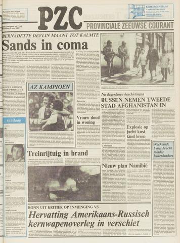 Provinciale Zeeuwse Courant 1981-05-04