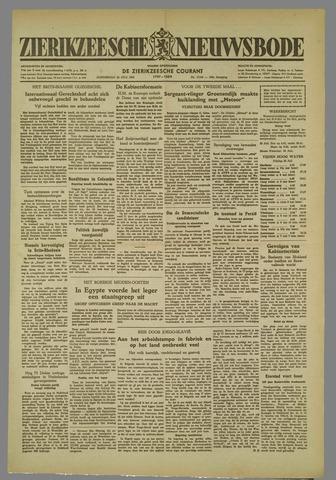 Zierikzeesche Nieuwsbode 1952-07-24