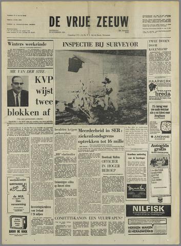de Vrije Zeeuw 1969-11-29
