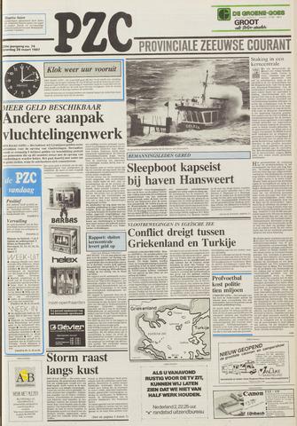 Provinciale Zeeuwse Courant 1987-03-28