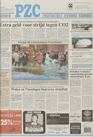 Provinciale Zeeuwse Courant 1997-04-19