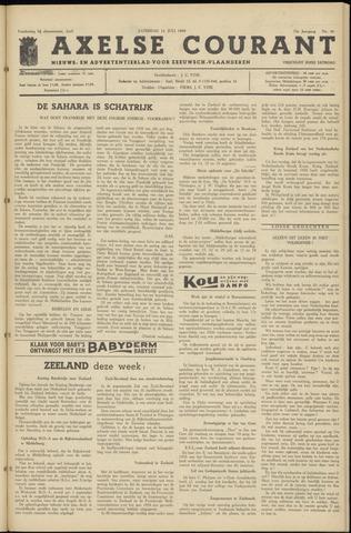 Axelsche Courant 1959-07-11