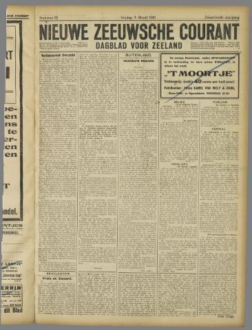 Nieuwe Zeeuwsche Courant 1921-03-04