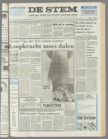 de Stem 1980-08-13