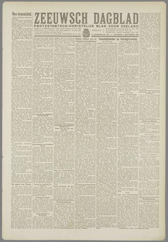 Zeeuwsch Dagblad 1945-09-01