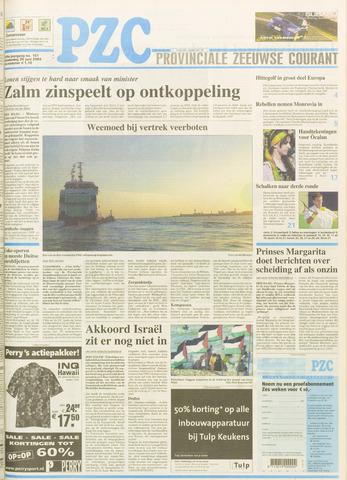 Provinciale Zeeuwse Courant 2003-06-26