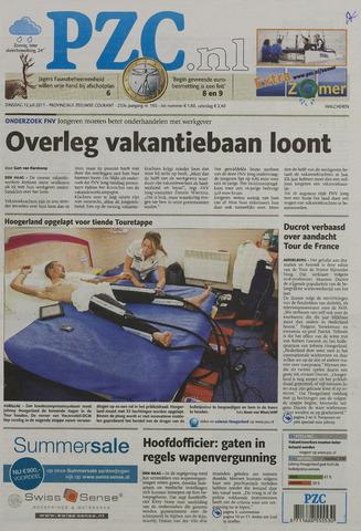 Provinciale Zeeuwse Courant 2011-07-12