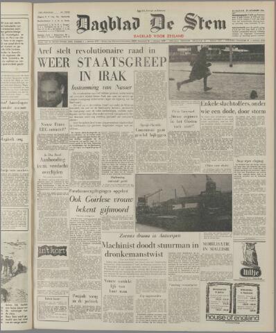 de Stem 1963-11-19