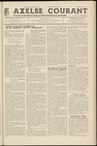Axelsche Courant 1967-03-25