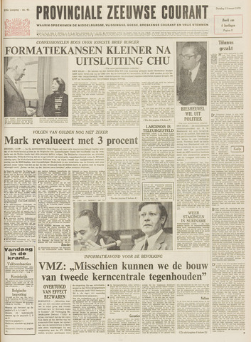 Provinciale Zeeuwse Courant 1973-03-13