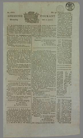 Goessche Courant 1827-06-11