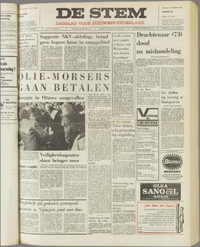 de Stem 1971-10-19