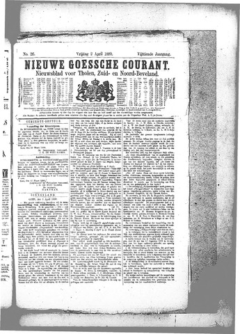 Nieuwe Goessche Courant 1880-04-02
