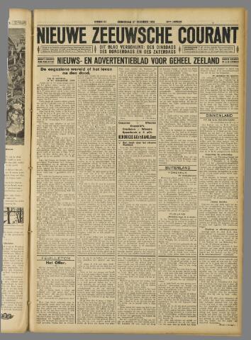 Nieuwe Zeeuwsche Courant 1928-12-27