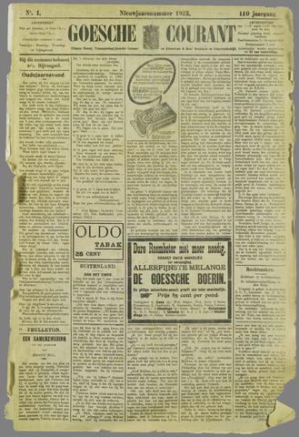 Goessche Courant 1923