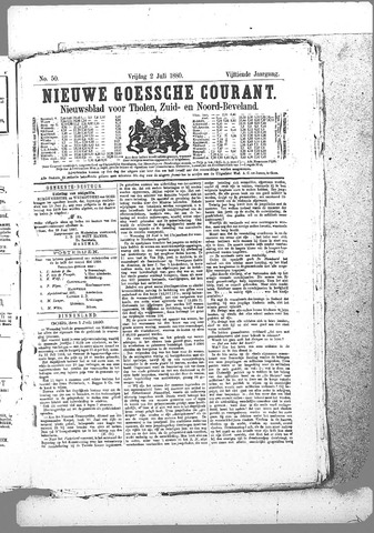 Nieuwe Goessche Courant 1880-07-02